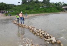 Venezolanos madrugaron este 10-J para atravesar la frontera por las trochas (+Video)