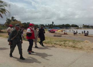 Inician búsqueda de desaparecidos en lancha que partió a islas ABC
