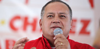 Cabello instó al pueblo a inscribirse en la milicia