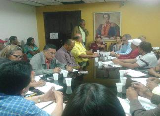 Plantean propuestas sobre zona limítrofe de Tocópero, Píritu y Zamora