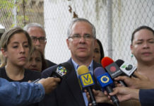 """Juan Requesens pidió a Bachalet gestionar la liberación de los """"presos políticos"""""""