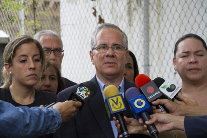 Juan Requesens pidió a Bachalet gestionar la liberación de los