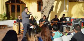 Falconianos se deleitaron con concierto de boleros, joropo y danza