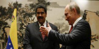 Afinan preparativos para visita de Maduro a Rusia