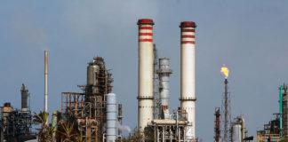 Avanzan labores de recuperación de almacenaje en refinería de Amuay