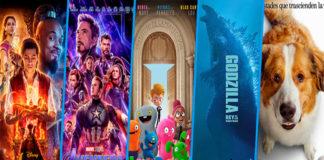 """Top 5  ¡Cuidado! el Genio de """"Aladdin"""" sigue hechizando la taquilla"""