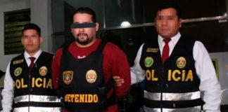 Homicida larense fue capturado en Perú