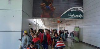 14.431 venezolanos retornaron al país con el Plan Vuelta a la Patria