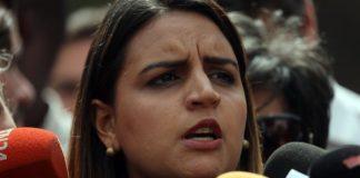 Soley Zambrano a Bachelet: Exijo libertad para mi padre
