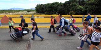ANC plantea alianzas comerciales fronterizas luego de abrir el paso peatonal por Táchira