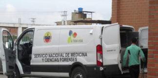 Empleado de Pequiven falleció al volcar autobús en la vía de Píritu