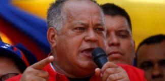 """""""Eso era un tiro al suelo"""" dijo Cabello sobre los hechos de corrupción de Guaidó"""