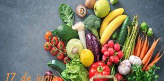 17 de junio: Día de comer verduras