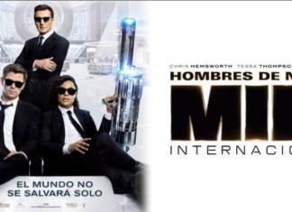 Tessa Thompson y Chris Hemsworth, están listos para la acción en MIB: Internacional