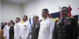 Zodimainoc celebró acto de ascenso a grado inmediato superior de 380 profesionales militares