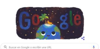 Google celebra la llegada del verano con un doodle