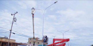 Misión Venezuela Bella llegó a la avenida Bella Vista en Punto Fijo