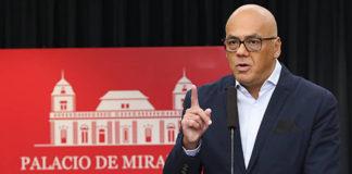Jorge Rodríguez anunciará este 26-J otras supuestas pruebas de atentados (+Tuit)