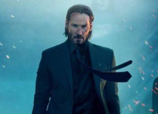 Keanu Reeves en The Eternals, la nueva película de Marvel