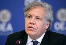 ABC| Almagro: EEUU mantendrá apoyo a Guaidó y a la ayuda humanitaria