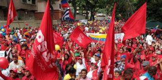 PSUV convoca movilización el 8 de junio para defender a los CLAP