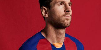 Barcelona presentó su nueva equipación para la temporada 2019/2020
