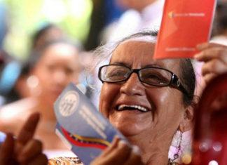 Más de 7 mil adultos mayores serán incorporados al sistema de pensiones del IVSS