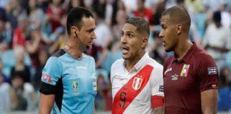 La Vinotinto puede recibir sanción por error en camiseta de Salomón Rondón