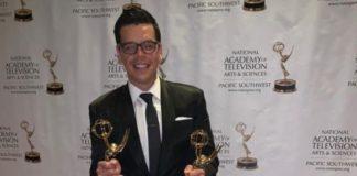 El periodista Carlos Mauricio Ramírez fue galardonado con dos premios Emmy