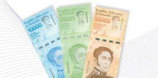 Este 13 de junio se incorporará tres nuevos billetes al cono monetario vigente (+BCV)
