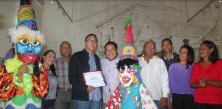 Colina confirió premio municipal de las Artes Plásticas Hercilia Ylarreta