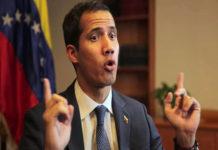 Guaidó: Muerte de Acosta llena de luto e indignación a nuestra FANB