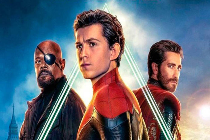 """Estrenos   ¡Peter Parker vuelve a la acción con """"Spider-Man: Lejos de casa""""!"""