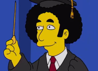 Gustavo Dudamel apareció en Los Simpson