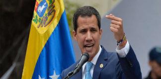 Guaidó a Maduro: Secuestra los símbolos del poder, no lo hace presidente sino dictador