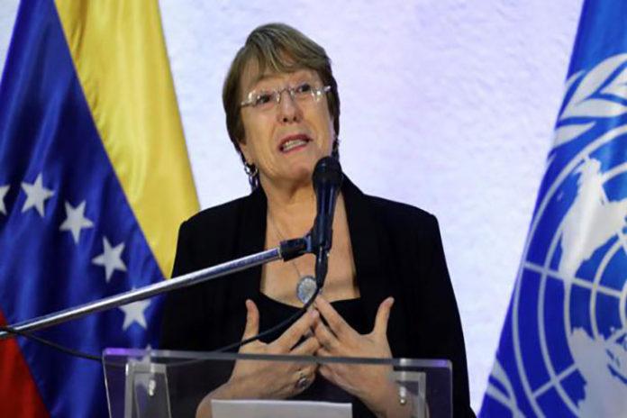 Bachelet: Los venezolanos merecen una vida mejor