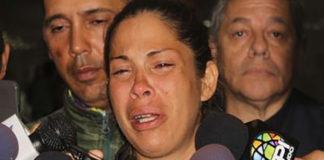 Madre de Rufo Chacón afirma que recibió ayuda de la oposición
