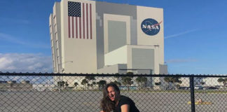 Venezolana crea soporte con cámaras GoPro para viajes de la NASA