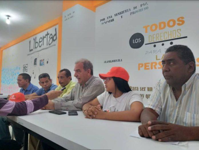 Stefanelli: La comisión que irá a Barbados busca poner fecha al cese de la usurpación