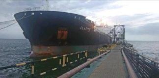 Arriba otro buque con 170 mil barriles de gasolina en el Zulia