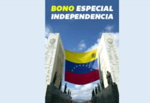 "Bono Especial de Independencia empezó a ""caer"" este viernes"