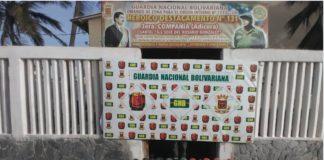 GNB recuperó 600 litros de combustible en Paraguaná