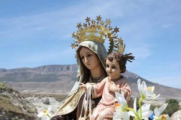 Hoy 16 de julio es el día de la Virgen del Carmen
