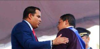 Alcalde Argenis Leal recibió la Orden honor al mérito de Polifalcón