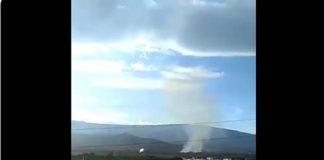 VIDEO: Reportan fuertes detonaciones en la frontera de Ureña