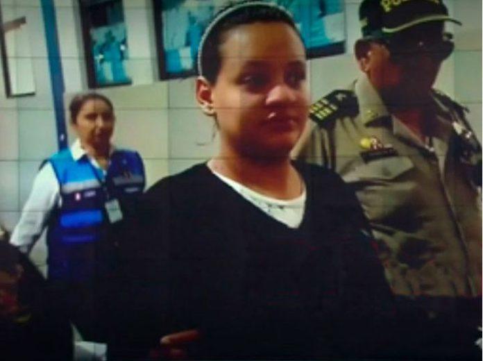 Venezolana embarazada es detenida por vender su orina en Perú