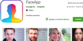 App falsa de FaceApp están instalando malware en miles de teléfonos