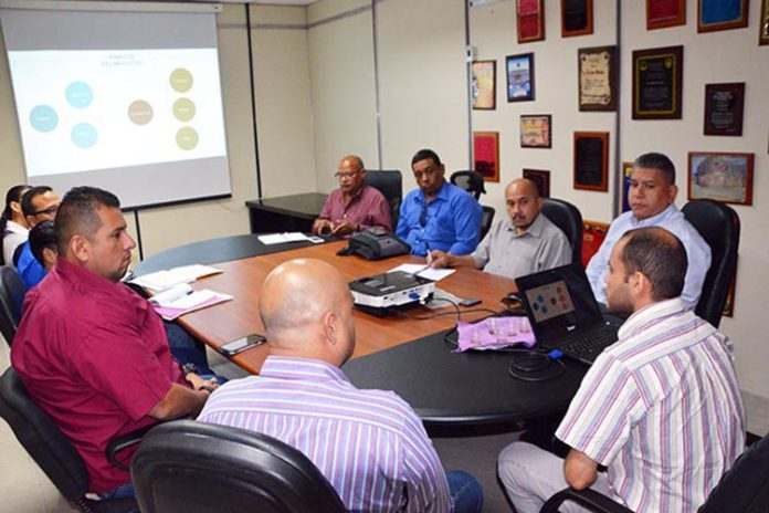 Funcionarios de alcaldía de Carirubana se capacitan sobre Criptomonedas