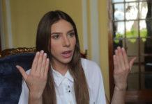Fabiana Rosales desde Nueva Esparta responsabiliza a Maduro de la crisis humanitaria