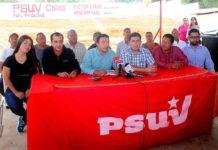 Psuv Falcón emprende recorrido por la región